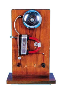 DEMONSTRATION ELECTRIC BELL